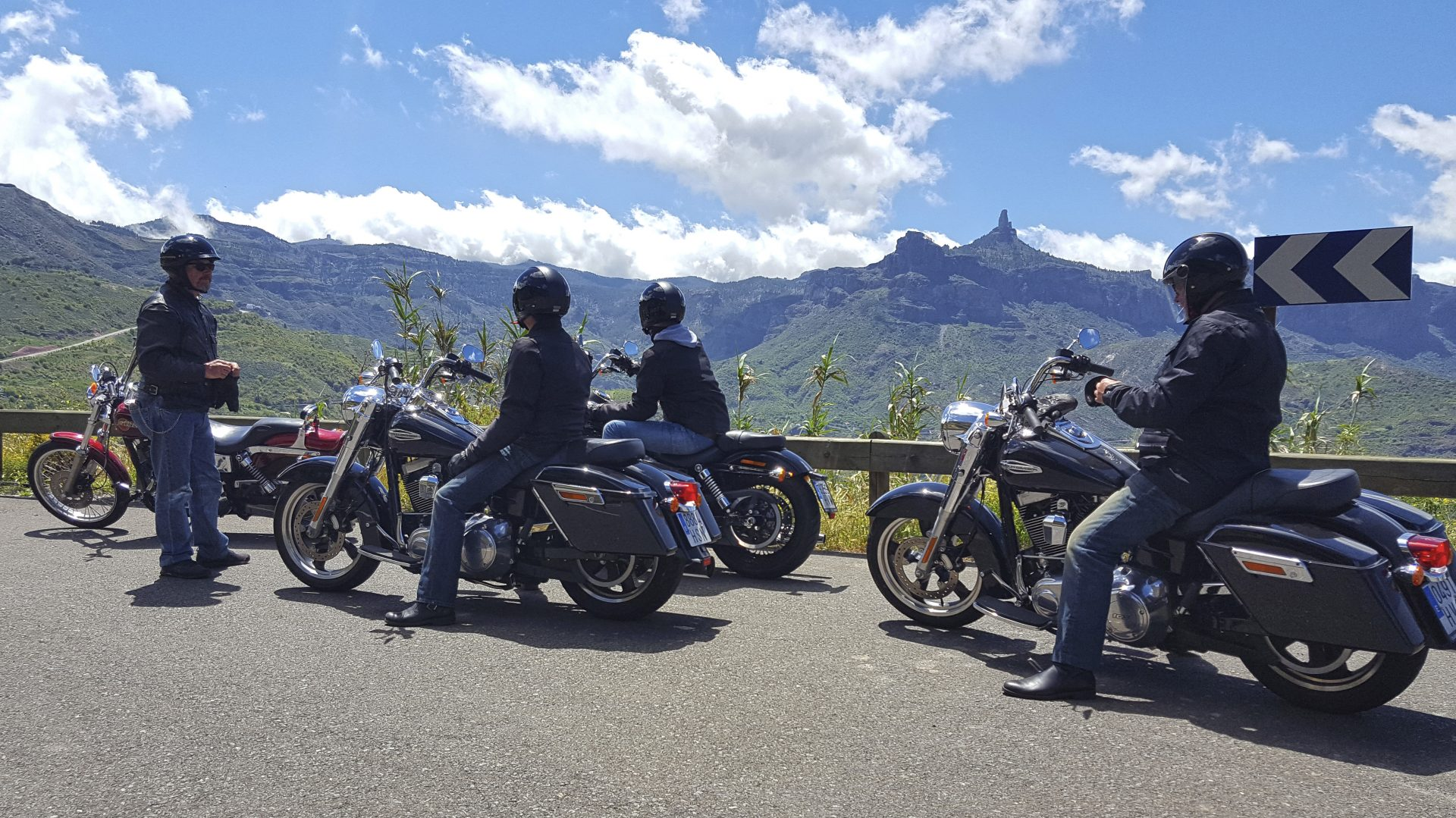 Harley Davidson Tours Gran Canaria