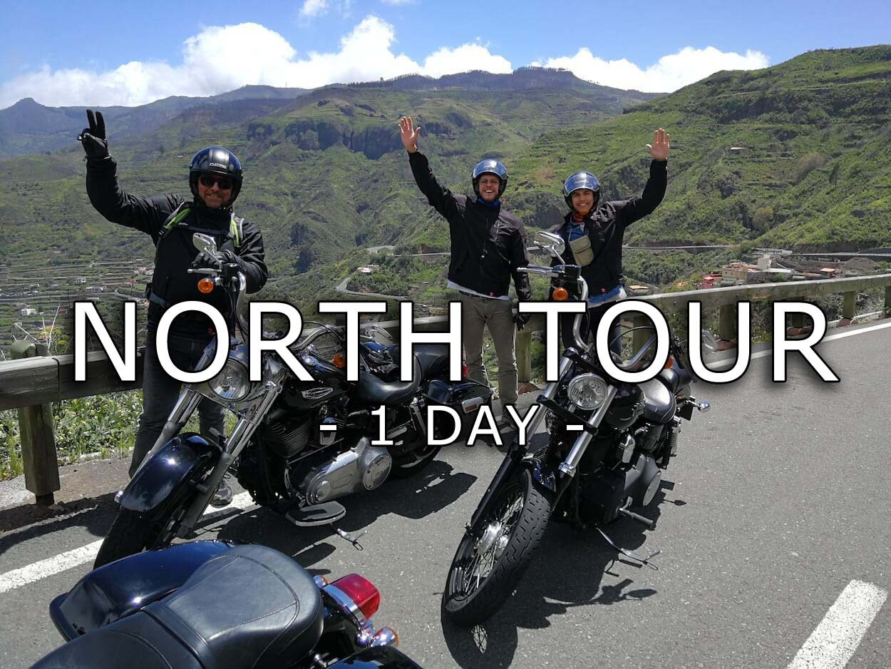 Touring Ride North Tour