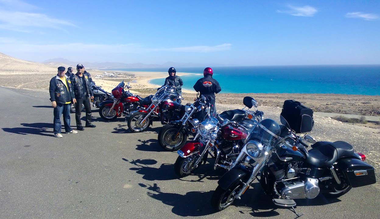 Touring Ride East Islands