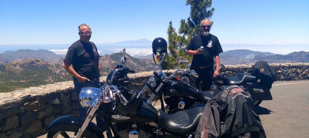 Touring Ride Gran Canaria